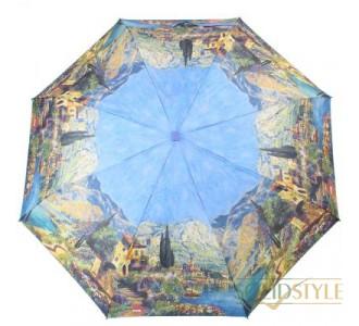 Зонт женский автомат LAMBERTI (ЛАМБЕРТИ) Z73715-L1815A-0PB2