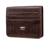 Мужское кожаное портмоне с кредитницей  DESISAN (ДЕСИСАН) SHI902-142