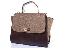 Женская сумка из качественного кожезаменителя  ETERNO (ЭТЕРНО) ETB14-49