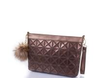 Женская сумка-клатч из качественного кожезаменителя  ETERNO (ЭТЕРНО) ETK144-25