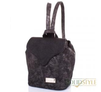 Женский рюкзак из качественного кожзаменителя  ETERNO (ЭТЕРНО) ETZG21-17PERL