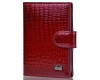 Женский бумажник для водителя WANLIMA (ВАНЛИМА) W62041170054-red