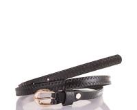 Женский узкий кожаный ремень ETERNO (ЭТЕРНО) ETS5068-2