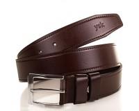 Ремень мужской кожаный Y.S.K. (УАЙ ЭС КЕЙ) SHI2028-10