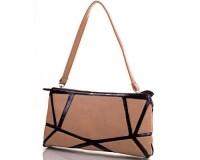 Женская сумка-клатч из качественного кожезаменителя  ANNA&LI (АННА И ЛИ) TUP13842-12