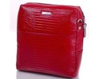 Женская кожаная сумка-клатч KARYA (КАРИЯ) SHI0693-1LAZ