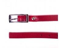 Женский узкий кожаный ремень Y.S.K. (УАЙ ЭС  КЕЙ) SHI2507-1