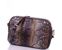 Женская дизайнерская замшевая сумка-клатч  GALA GURIANOFF (ГАЛА ГУРЬЯНОВ) GG1280-ZM