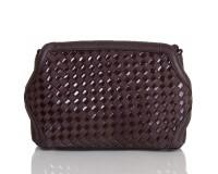 Женская сумка из качественного кожезаменителя  ANNA&LI (АННА И ЛИ) TU1229-2-brown
