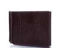 Мужской кожаный зажим для купюр CANPELLINI (КАНПЕЛЛИНИ) SHI070-143