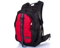 Мужской рюкзак ONEPOLAR (ВАНПОЛАР) W919-red