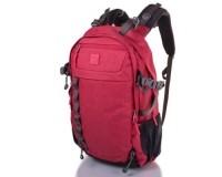 Женский рюкзак ONEPOLAR (ВАНПОЛАР) W2190-red