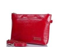 Женская кожаная сумка-клатч KARYA (КАРИЯ) SHI0662-074-1LZ