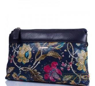 Женская кожаная мини-сумка DESISAN (ДЕСИСАН) SHI2911-415