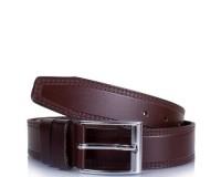 Ремень мужской кожаный Y.S.K. (УАЙ ЭС КЕЙ) SHIP3.5-3000-brown