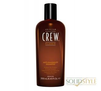 Балансирующий шампунь против перхоти для жирной кожи головы /Anti Dandruff + Sebum Control Shampoo 250мл