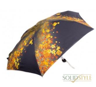 Зонт женский облегченный компактный механический  ZEST (ЗЕСТ) Z55516-4