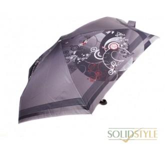 Зонт женский облегченный компактный механический  ZEST (ЗЕСТ) Z55516-7