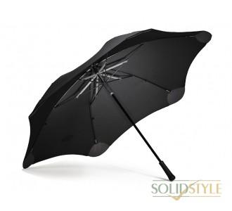 Противоштормовой зонт-трость мужской механический  с большим куполом BLUNT (БЛАНТ) Bl-xl-2-black