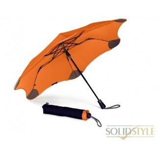 Противоштормовой зонт женский полуавтомат  BLUNT (БЛАНТ) Bl-xs-orange