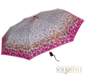 Зонт женский полуавтомат DOPPLER (ДОППЛЕР) DOP730165G17-7