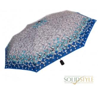 Зонт женский полуавтомат DOPPLER (ДОППЛЕР) DOP730165G17-9