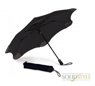 Противоштормовой зонт мужской полуавтомат  BLUNT (БЛАНТ) Bl-xs-black