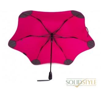 Противоштормовой зонт женский полуавтомат  BLUNT (БЛАНТ) Bl-xs-pink