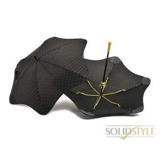 Противоштормовой зонт-трость женский механический  BLUNT (БЛАНТ) Bl-mini-plus-yellow