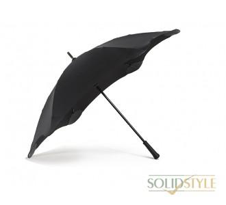 Противоштормовой зонт-трость мужской механический  с большим куполом BLUNT (БЛАНТ) Bl-classic-black
