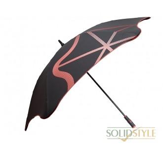 Противоштормовой зонт-трость мужской механический  с большим куполом BLUNT (БЛАНТ) Bl-golf2-red