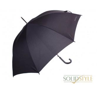 Зонт-трость мужской полуавтомат ESPRIT (ЭСПРИТ) U50701-black