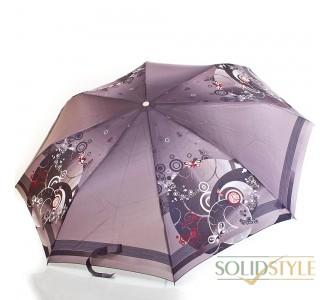 Зонт женский полуавтомат ZEST (ЗЕСТ) Z53626B-2
