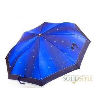 Зонт женский полуавтомат ZEST (ЗЕСТ) Z53626B-5