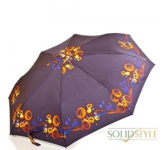 Зонт женский полуавтомат ZEST (ЗЕСТ) Z53626B-10