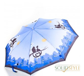 Зонт женский полуавтомат ZEST (ЗЕСТ) Z53626A-5