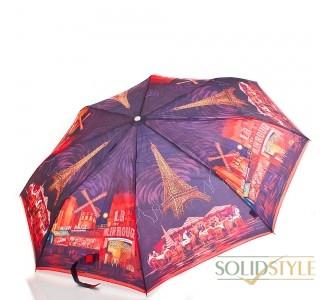 Зонт женский полуавтомат ZEST (ЗЕСТ) Z53626A-11