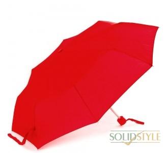 Зонт женский механический компактный облегченный  FARE (ФАРЕ) FARE5008-red