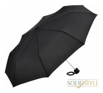 Зонт мужской механический компактный облегченный  FARE (ФАРЕ) FARE5008-black
