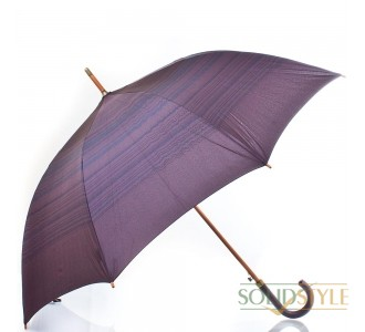 Зонт-трость мужской полуавтомат с большим  куполом ZEST (ЗЕСТ) Z41652-19