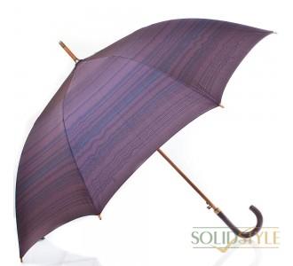 Зонт-трость мужской полуавтомат с большим  куполом ZEST (ЗЕСТ) Z41652-7