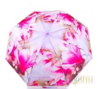 Зонт женский компактный полуавтомат ZEST  (ЗЕСТ) Z24665-4