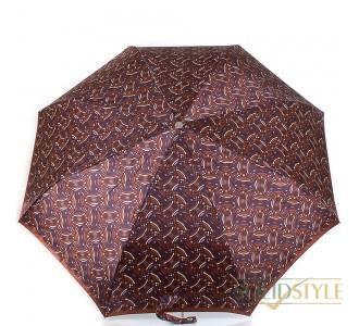 Зонт женский автомат DOPPLER (ДОППЛЕР) DOP74665GFGG18-6