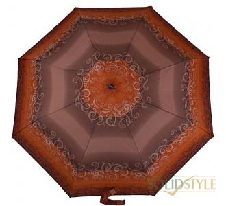 Зонт женский полуавтомат DOPPLER (ДОППЛЕР) DOP73016519-4
