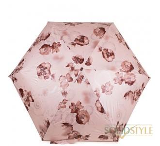 Зонт женский компактный облегченный механический  ZEST (ЗЕСТ) Z25562-1