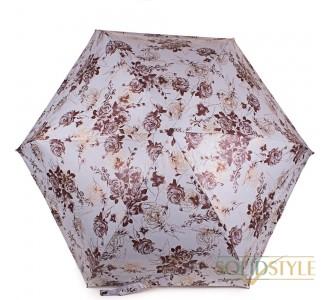 Зонт женский компактный облегченный механический  ZEST (ЗЕСТ) Z25562-2