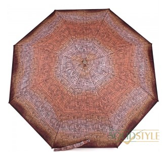 Зонт женский полуавтомат AIRTON (АЭРТОН) Z3615-71