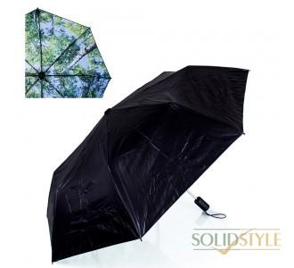 Зонт женский двухсторонний полуавтомат  FARE (ФАРЕ) FARE5593-2