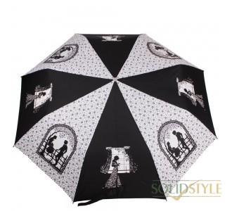 Зонт женский полуавтомат ZEST (ЗЕСТ) Z23629-15