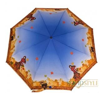 Зонт женский автомат ZEST (ЗЕСТ) Z23846-8027